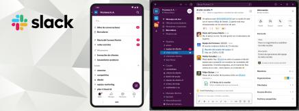 reduce tus emails y mejora tu comunicación con Slack